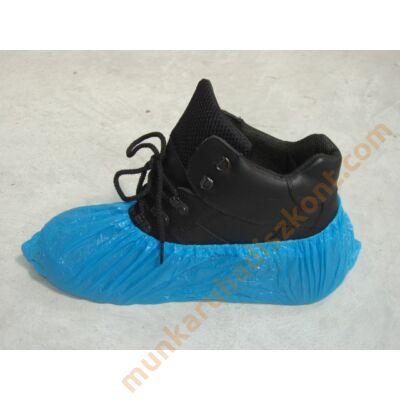 Cipővédő kék egyszer használatos