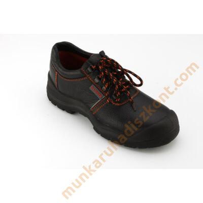 HAMMER S3 munkavédelmi bőr félcipő