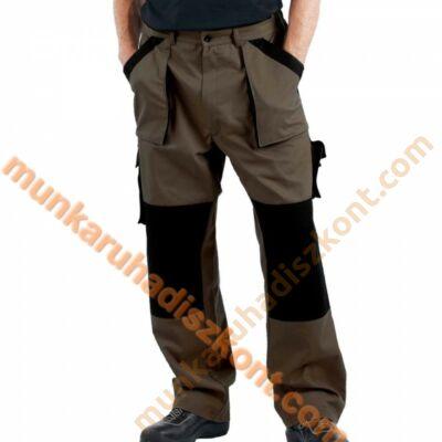 Max munkaruha nadrág khaki