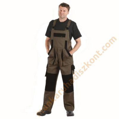 Max melles nadrág barna-fekete