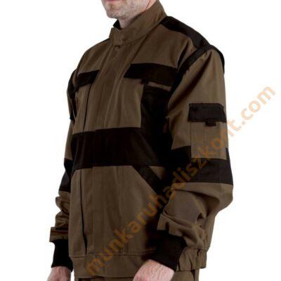 Max munkáskabát khaki színben