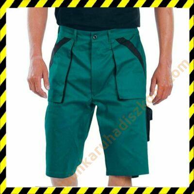 Max rövidnadrág zöld
