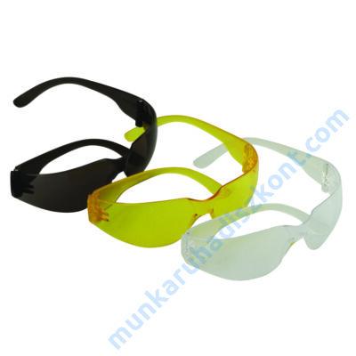 Látogató szemüveg PC víztiszta 90960