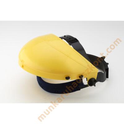 Homlokvédős fejpánt sárga, SE176B