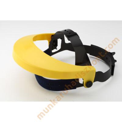 Homlokpánt sárga,arcvédőhöz SE176E