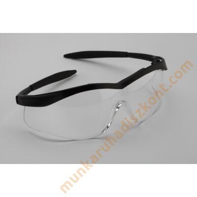 Polikarbonát víztiszta védőszemüveg SE2105