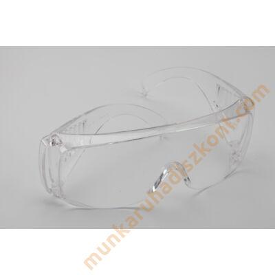 Polikarbonát víztiszta védőszemüveg SE2160