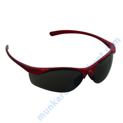 SE2275 Sötétített páramentes polikarbonát védőszemüveg