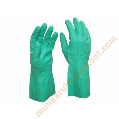NG Vegyszerálló nitril kesztyű ipari
