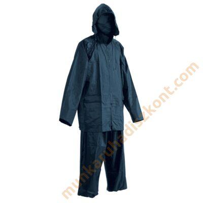 Carina kék esőruha öltöny