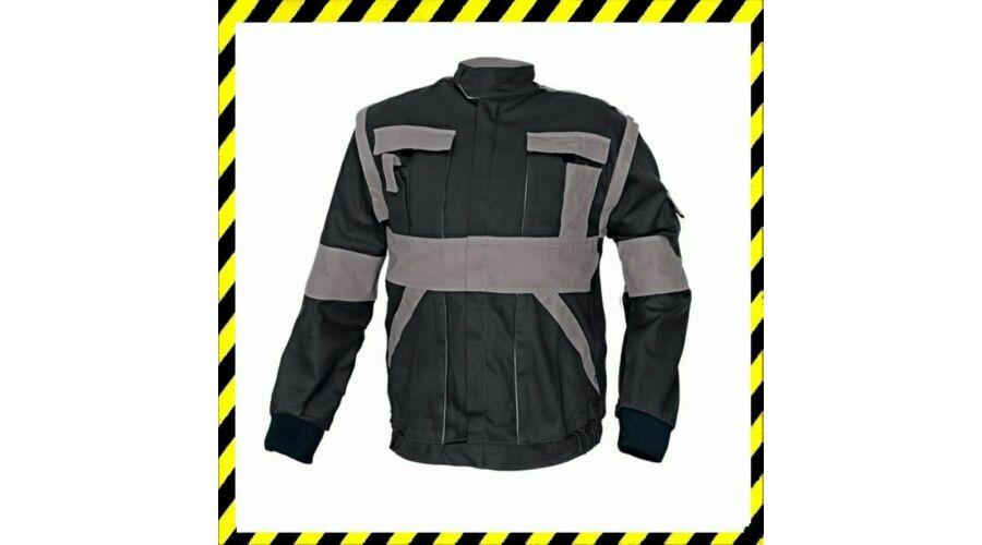 bf4967fda6 Max munkaruha kabát fekete-szürke - MAX munkaruha - Munkaruha  Webshop,munkaruha webáruház. Munkaruha,munkaruházat készletről,olcsón! -  Munkaruhadiszkont.com