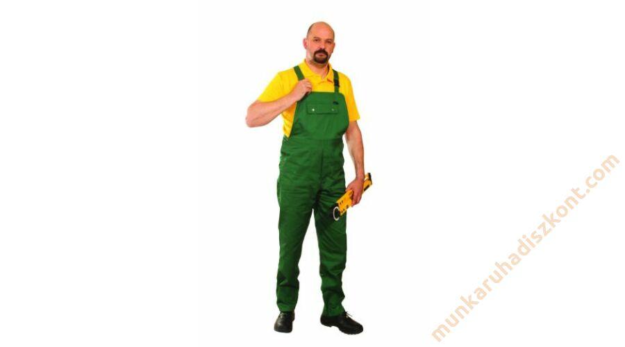 ECOgreen Melles (kantáros) nadrág - Ecogreen zöld munkaruha ... bb38304b50