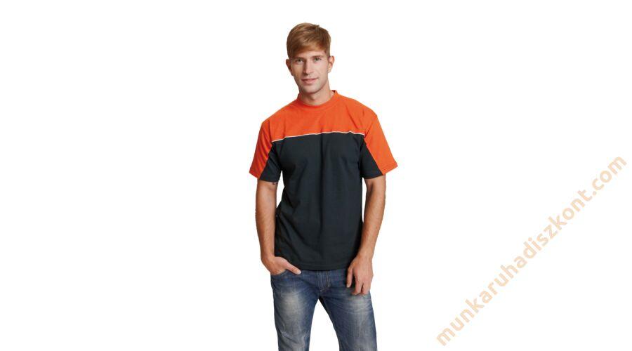 Emerton póló fekete-narancs. Emerton póló fekete-narancs Katt rá a  felnagyításhoz cef5a6800b
