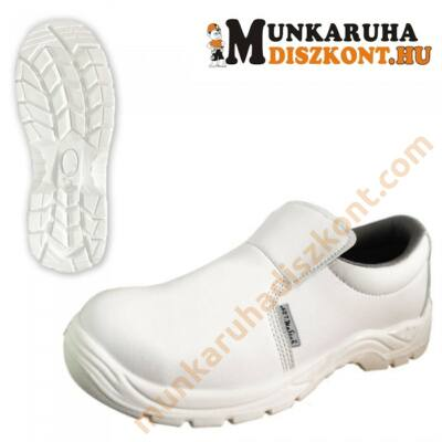Fehér munkavédelmi cipő S2 olcsó cipő