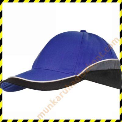 master baseball sapka kék színben