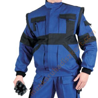 Max munkaruha kabát kék