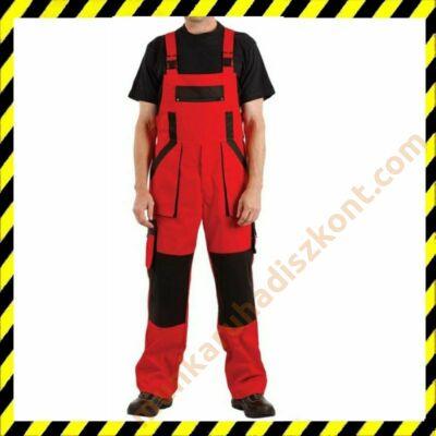 Max melles nadrág piros-fekete