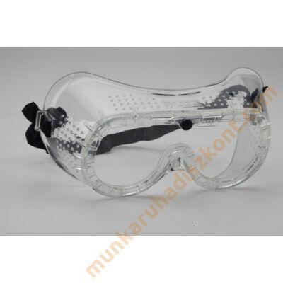 SE1120 Saválló polikarbonát védőszemüveg