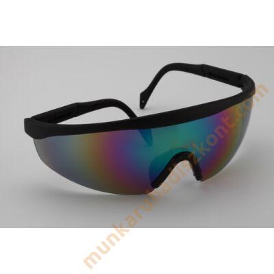 SE2106S Polikarbonát sötétített látogatói szemüveg