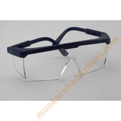 SE2172 Polikarbonát víztiszta látogató szemüveg